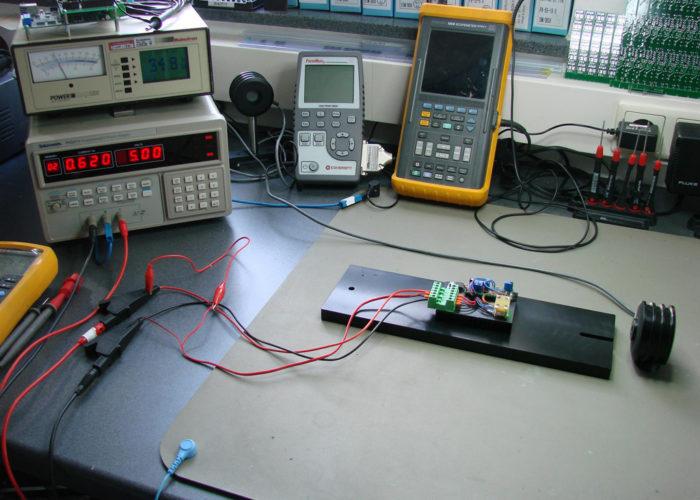Beamshow mit drei Lasersystemen