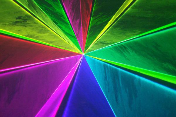 Laserprojektor